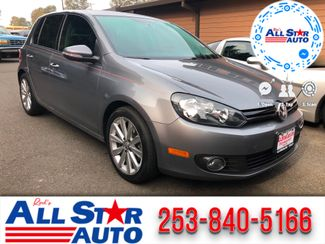 2013 Volkswagen Golf TDI in Puyallup Washington, 98371