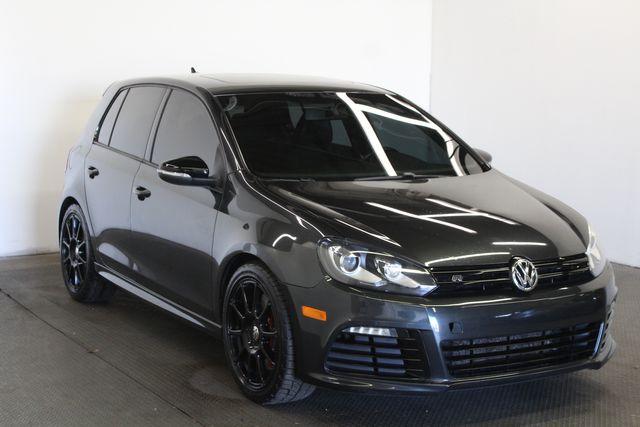 2013 Volkswagen Golf R w/Sunroof & Navi