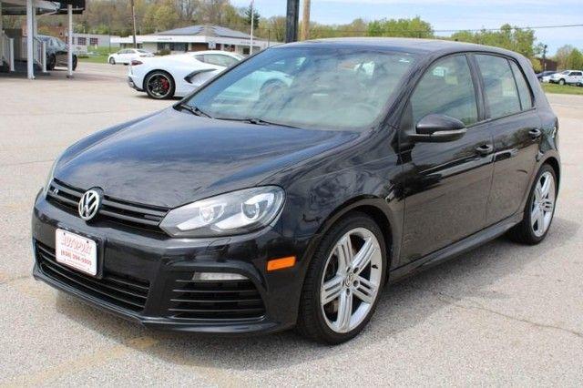 2013 Volkswagen Golf R w/Sunroof & Navigation St. Louis, Missouri 2