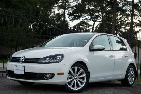 2013 Volkswagen Golf TDI w/Tech Pkg in , Texas