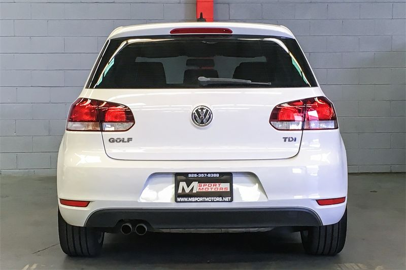 2013 Volkswagen Golf TDI  city CA  M Sport Motors  in Walnut Creek, CA
