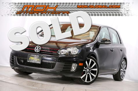 2013 Volkswagen GTI Wolfsburg - Leather - DSG - Only 49K miles  in Los Angeles