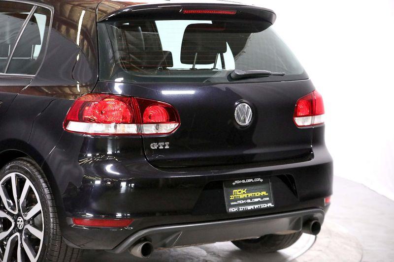2013 Volkswagen GTI Wolfsburg - Leather - DSG - Only 49K miles   city California  MDK International  in Los Angeles, California
