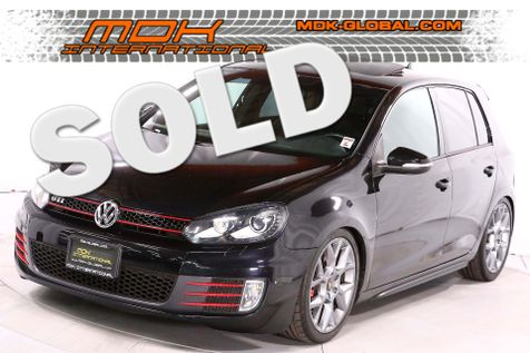 2013 Volkswagen GTI Driver's Edition - Manual - Navigation - Xenon in Los Angeles