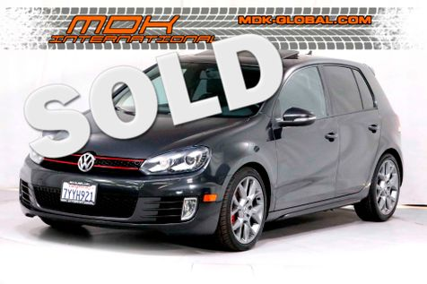 2013 Volkswagen GTI Driver's Edition - Manual - LED lights in Los Angeles