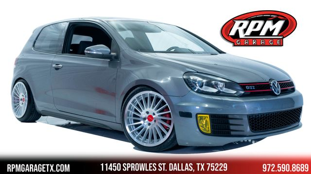 2013 Volkswagen GTI Bagged with Many Upgrades
