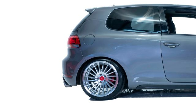 2013 Volkswagen GTI Bagged with Many Upgrades in Dallas, TX 75229