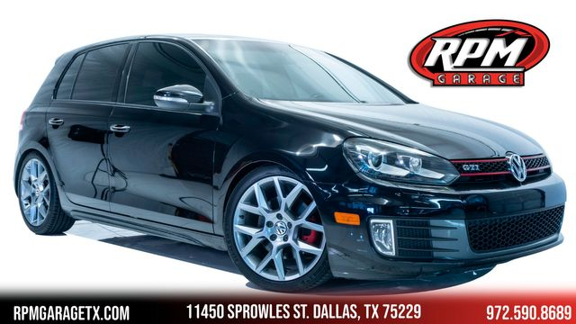 2013 Volkswagen GTI Driver's Edition with Upgrades