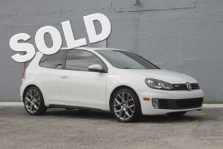 2013 Volkswagen GTI w/Sunroof & Navi Hollywood, Florida