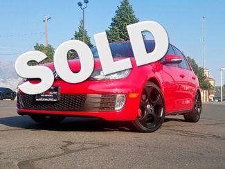 2013 Volkswagen GTI w/Sunroof & Navi LINDON, UT