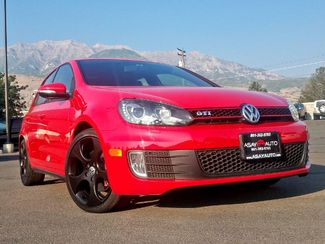 2013 Volkswagen GTI w/Sunroof & Navi LINDON, UT 6