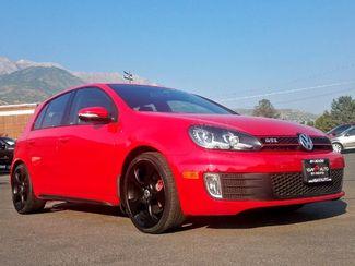 2013 Volkswagen GTI w/Sunroof & Navi LINDON, UT 7