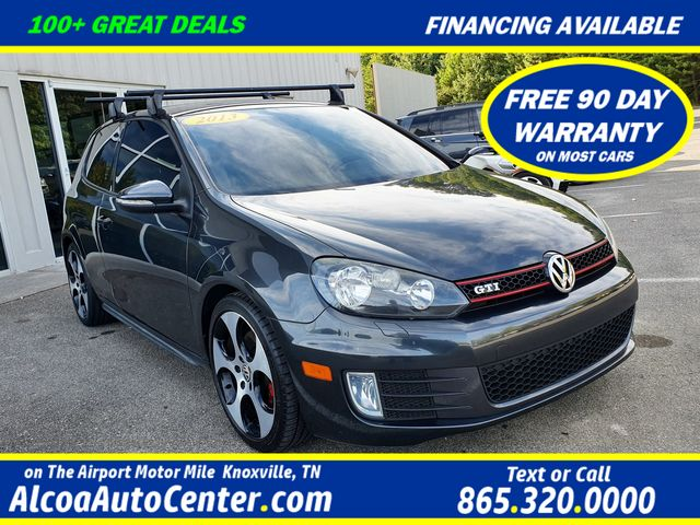 2013 Volkswagen GTI 2.0L Turbo 6-Speed