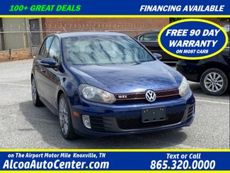 "2013 Volkswagen GTI 4Dr Hatchback Convenience Pkg Sunroof/18"" Laguna alloys in Louisville, TN 37777"