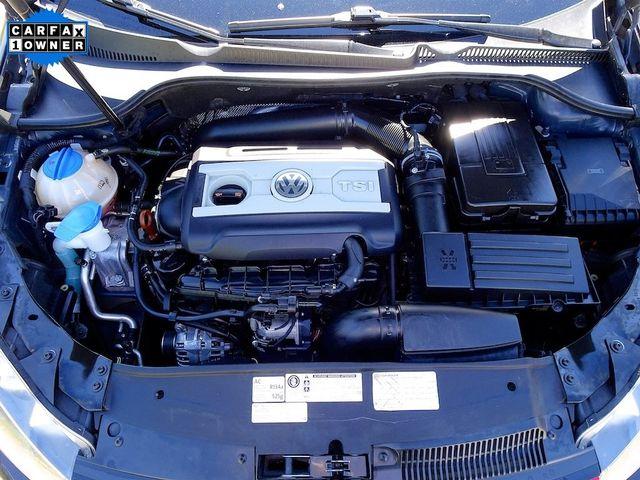 2013 Volkswagen GTI w/Conv & Sunroof Madison, NC 39