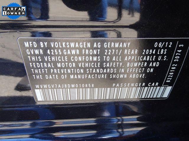 2013 Volkswagen GTI w/Conv & Sunroof Madison, NC 45