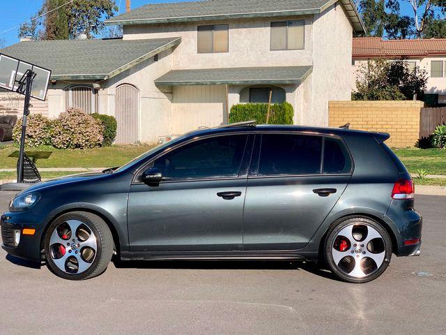 2013 Volkswagen GTI W/CONV. SUNROOF XENON SERVICE RECORDS in Van Nuys, CA 91406