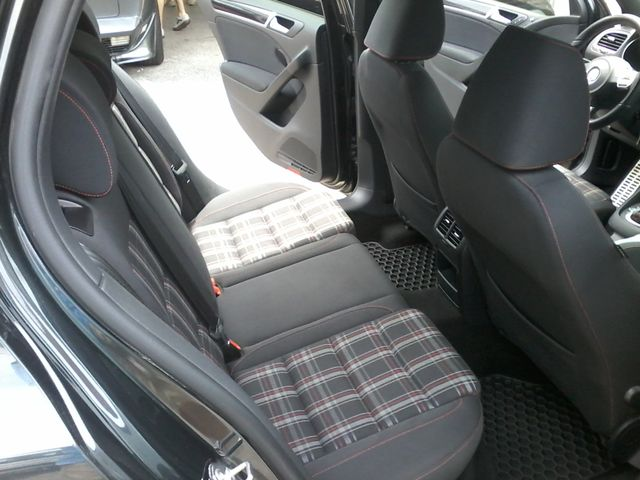 2013 Volkswagen GTI Wolfsburg Edition w/Sunroof & Navi San Antonio, Texas 11