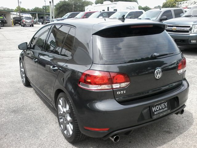 2013 Volkswagen GTI Wolfsburg Edition w/Sunroof & Navi San Antonio, Texas 7