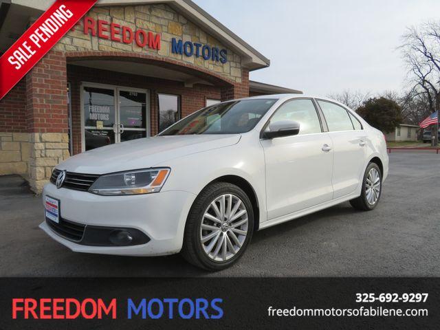 2013 Volkswagen Jetta TDI w/Premium/Nav | Abilene, Texas | Freedom Motors  in Abilene,Tx Texas