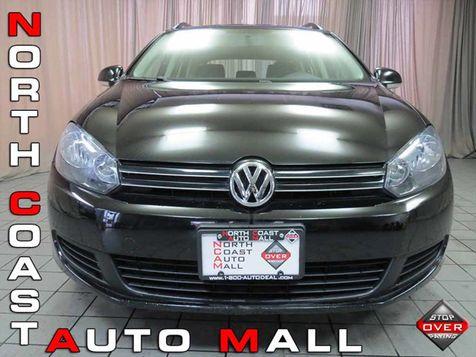 2013 Volkswagen Jetta TDI w/Sunroof & Nav in Akron, OH