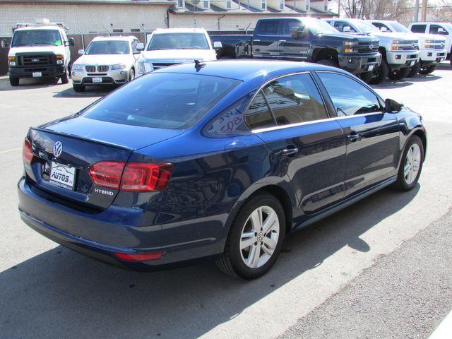 2013 Volkswagen Jetta Hybrid SEL in American Fork, Utah 84003
