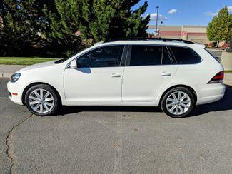 2013 Volkswagen Jetta TDI Sportwagen Pano & Nav Bend, Oregon 4