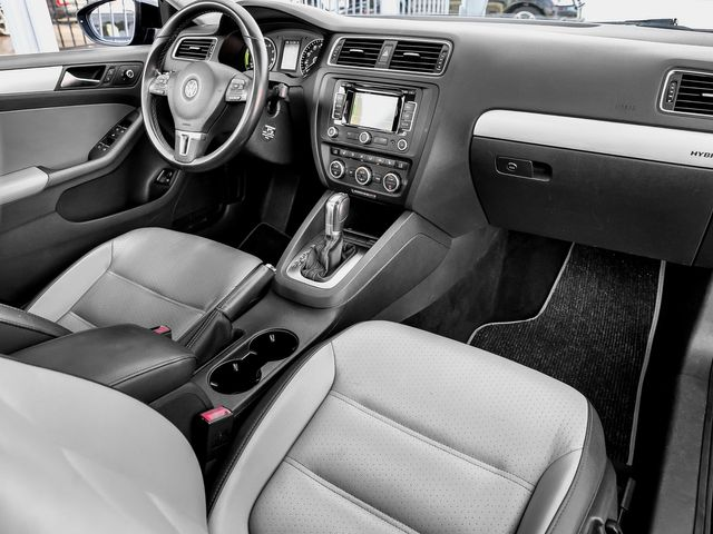 2013 Volkswagen Jetta Hybrid SEL Burbank, CA 12