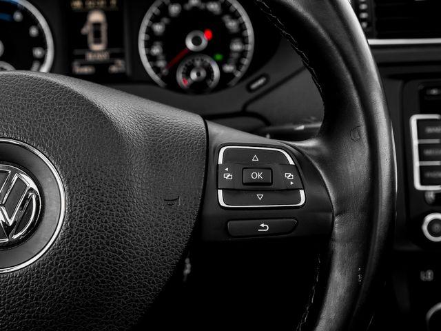 2013 Volkswagen Jetta Hybrid SEL Burbank, CA 20