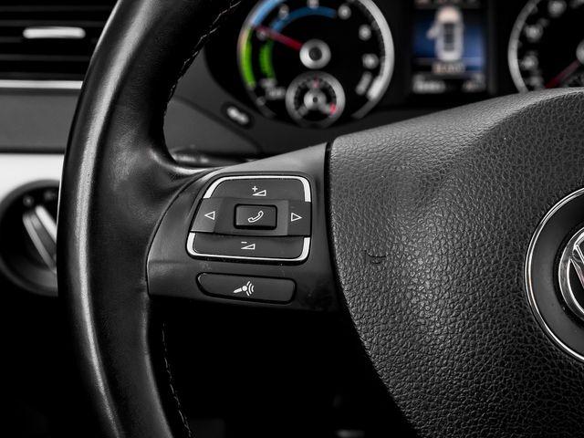 2013 Volkswagen Jetta Hybrid SEL Burbank, CA 21