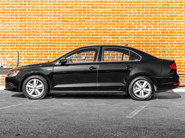 2013 Volkswagen Jetta Hybrid SEL Burbank, CA 5