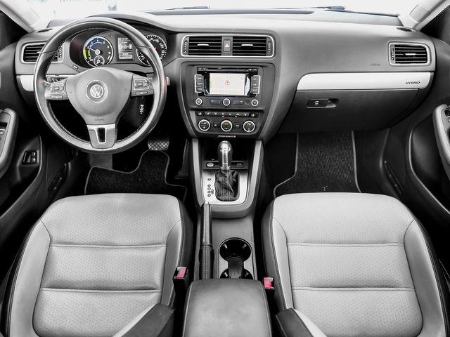 2013 Volkswagen Jetta Hybrid SEL Burbank, CA 8
