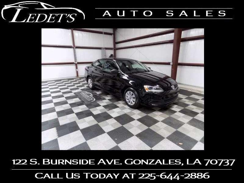 2013 Volkswagen Jetta S - Ledet's Auto Sales Gonzales_state_zip in Gonzales Louisiana