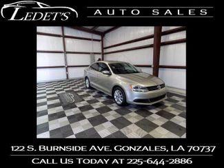 2013 Volkswagen Jetta SE w/Convenience/Sunroof - Ledet's Auto Sales Gonzales_state_zip in Gonzales