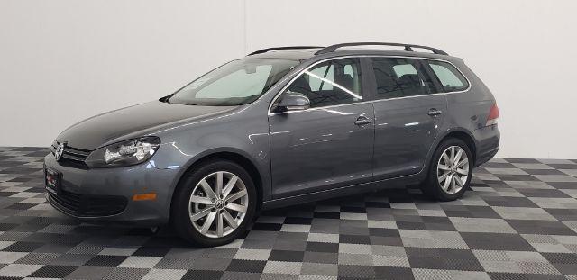 2013 Volkswagen Jetta TDI w/Sunroof & Nav LINDON, UT 2