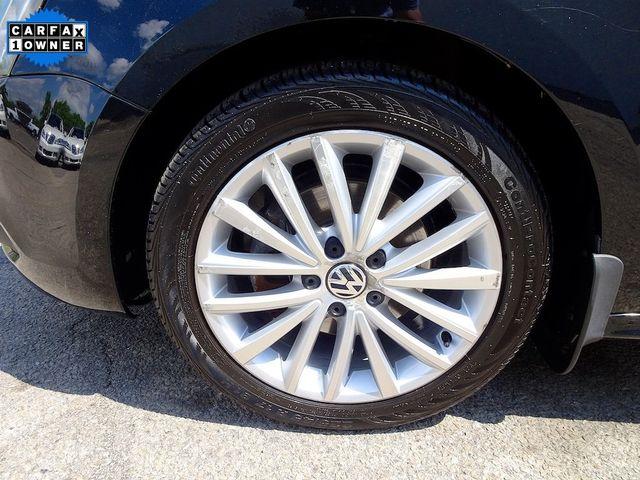 2013 Volkswagen Jetta TDI w/Premium/Nav Madison, NC 10