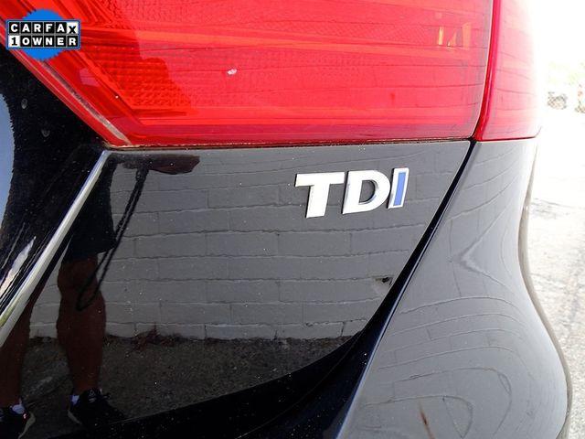 2013 Volkswagen Jetta TDI w/Premium/Nav Madison, NC 12