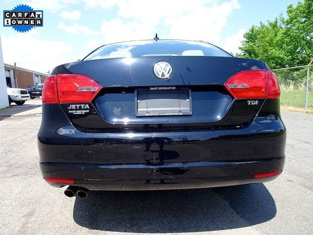 2013 Volkswagen Jetta TDI w/Premium/Nav Madison, NC 3