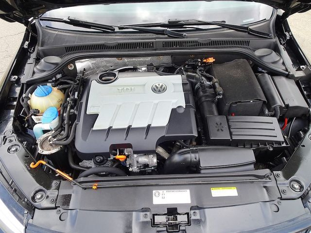 2013 Volkswagen Jetta TDI w/Premium Madison, NC 35