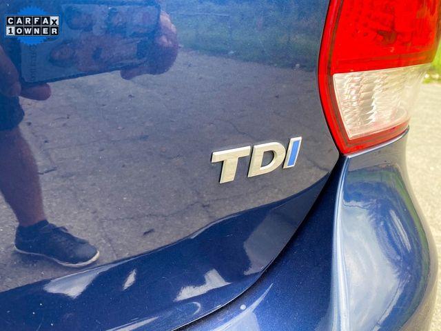 2013 Volkswagen Jetta TDI w/Sunroof & Nav Madison, NC 18