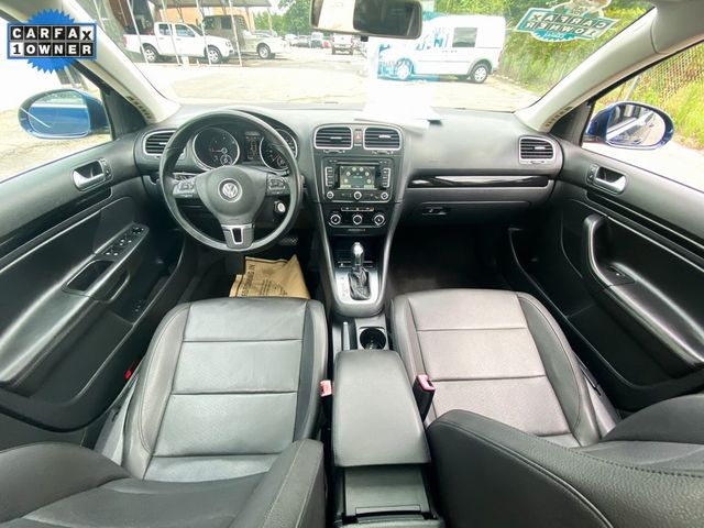 2013 Volkswagen Jetta TDI w/Sunroof & Nav Madison, NC 20