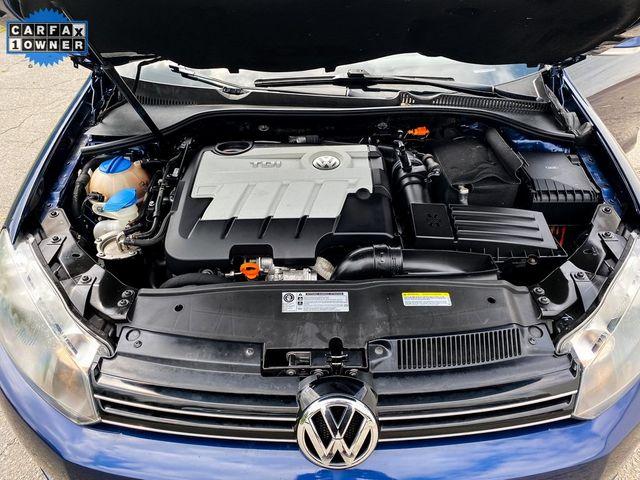 2013 Volkswagen Jetta TDI w/Sunroof & Nav Madison, NC 34