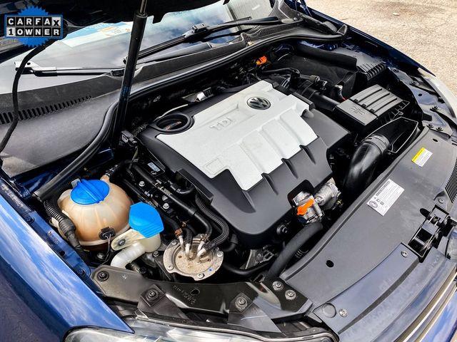 2013 Volkswagen Jetta TDI w/Sunroof & Nav Madison, NC 36