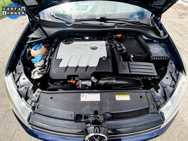 2013 Volkswagen Jetta TDI w/Sunroof & Nav Madison, NC 37