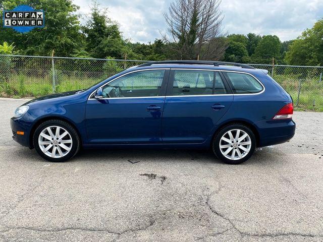 2013 Volkswagen Jetta TDI w/Sunroof & Nav Madison, NC 4