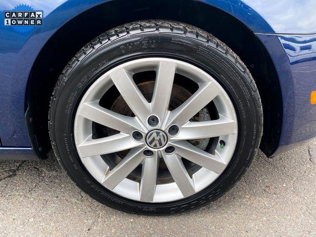 2013 Volkswagen Jetta TDI w/Sunroof & Nav Madison, NC 8