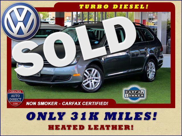 2013 Volkswagen Jetta TDI FWD - ONLY 31K MILES - ONE OWNER! Mooresville , NC 0