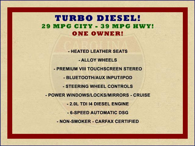 2013 Volkswagen Jetta TDI FWD - ONLY 31K MILES - ONE OWNER! Mooresville , NC 1