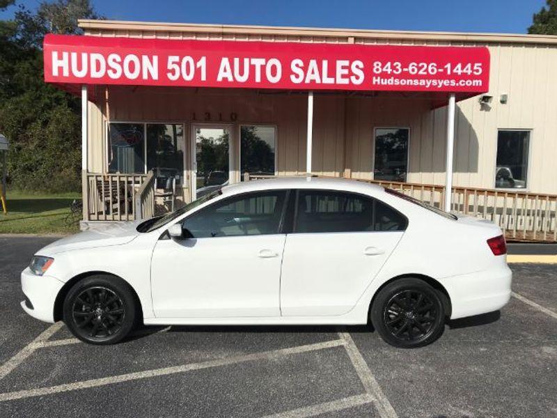 2013 Volkswagen Jetta SE | Myrtle Beach, South Carolina | Hudson Auto Sales in Myrtle Beach South Carolina