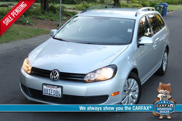 2013 Volkswagen JETTA S WAGON 77K MLS SERVICE RECORDS